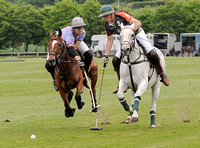 polo action between Ice Craft and Doretti, Jubilee Cup subsidiary final