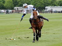 polo action Silver Fox player Ollie Corke, Jubilee Cup final