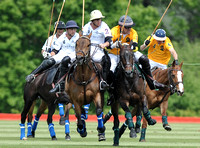 Queens Cup polo match between El Remanso and Salkeld