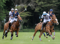 polo action between La Rosada and Renegade, Gerald Balding Cup final
