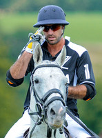 Facundo Pieres on horseback