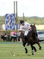polo action shots of Rupert Lewis
