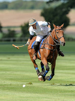Tabitha Woodd polo action shot
