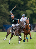polo action between Coxwell and Poulton