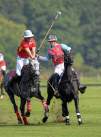polo action between Foxcote Manor and Syreford Red