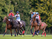 polo action between Bush Pigs and Foxcote Manor