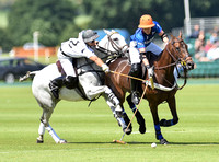 polo action between Britannia El Remanso and Murus Sanctus