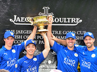 Jaeger-LeCoultre Gold Cup Final - Cowdray Park Day 18: 17th July, 2016
