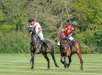 0-40 goal final polo action Foxcote v Coombe Farm