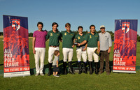 Cowdray Park Polo Club host the inaugural UK All Pro Polo League