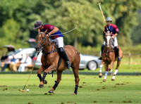 polo action between Armis Snake Bite and Noon Giraffe - Neil Haig Cup, Cirencester