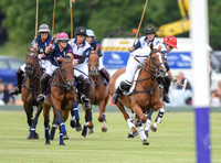 The Kings Head Ladies International Final - Cirencester Park: 25th June, 2017